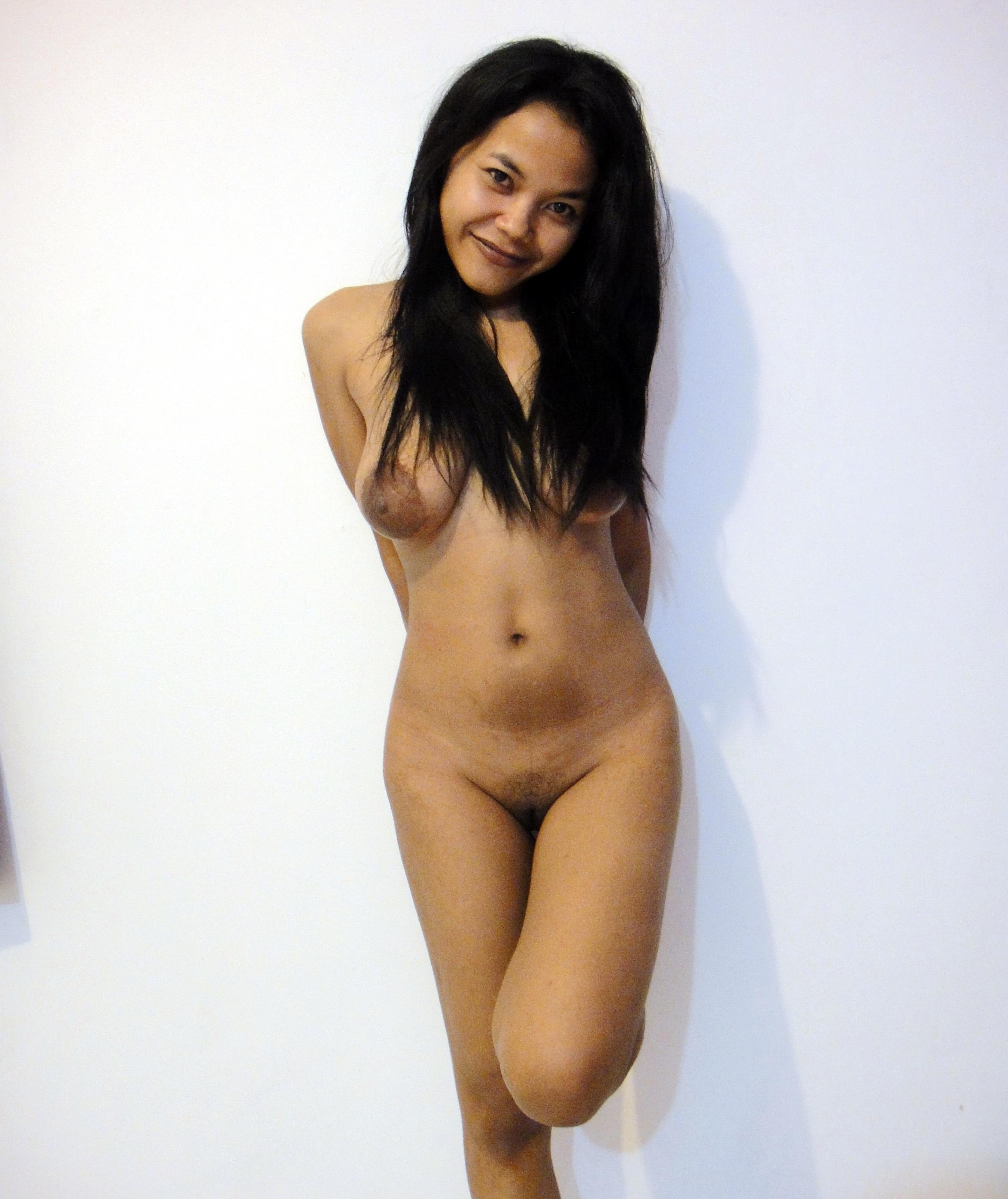 Indonesian Nude