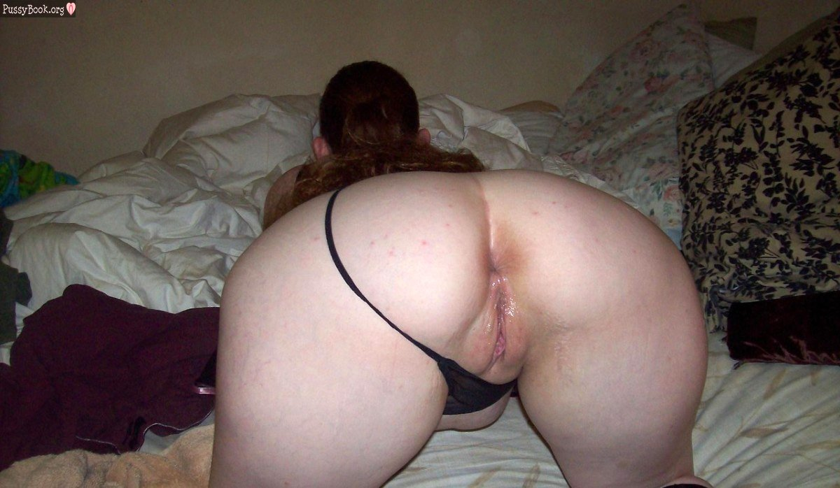 Wifes bare ass