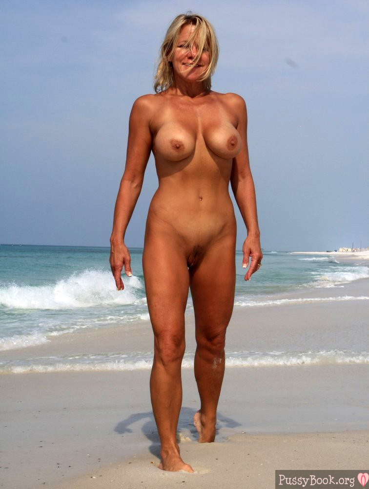 Blonde Mother Nude On Beach Nude Girls Pictures-3999