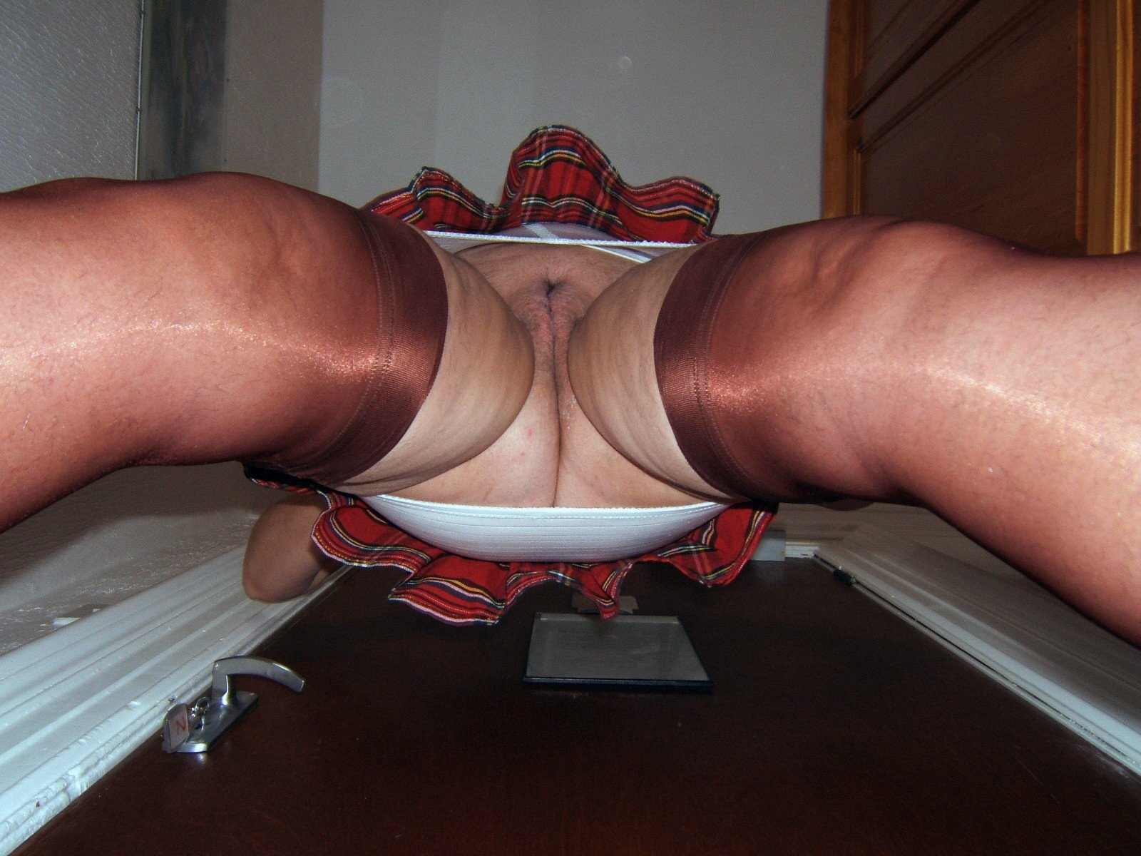 old pussy from below