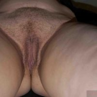 old trimmed pussy