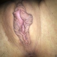 Meaty Cunt Up-Close Shaved