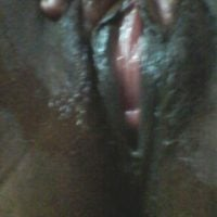 ebony vagina open