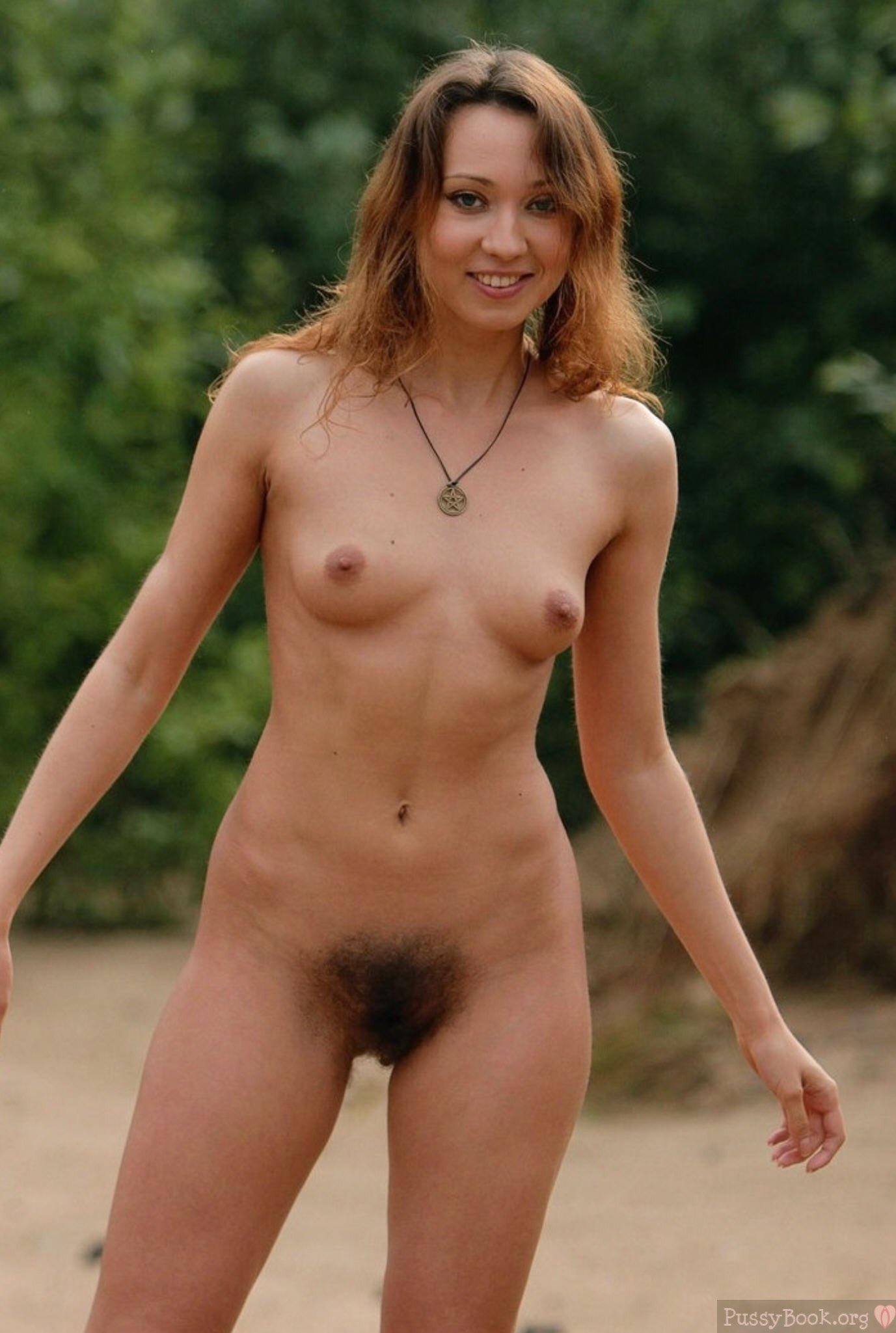 Nudist picture shaved