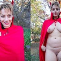 devil-wife-unveils-naked-body-for-halloween