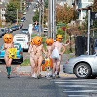 nudist-people-on-public-streets-halloween-pumpkins
