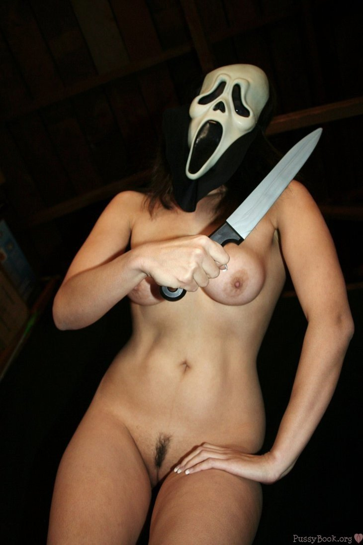 Halloween nude pics