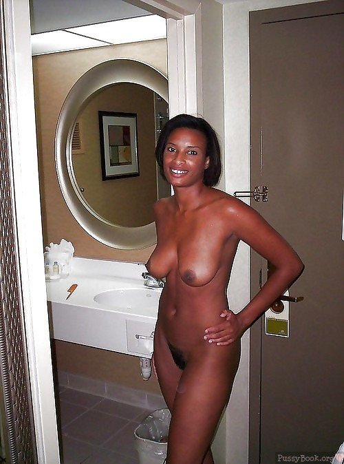 Black Girl Caught Nude
