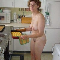 nude-wife-cooking-desert-for-thanksgiving