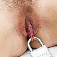 padlock-locking-pussy-labia