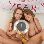 Happy New Year Nude Girls
