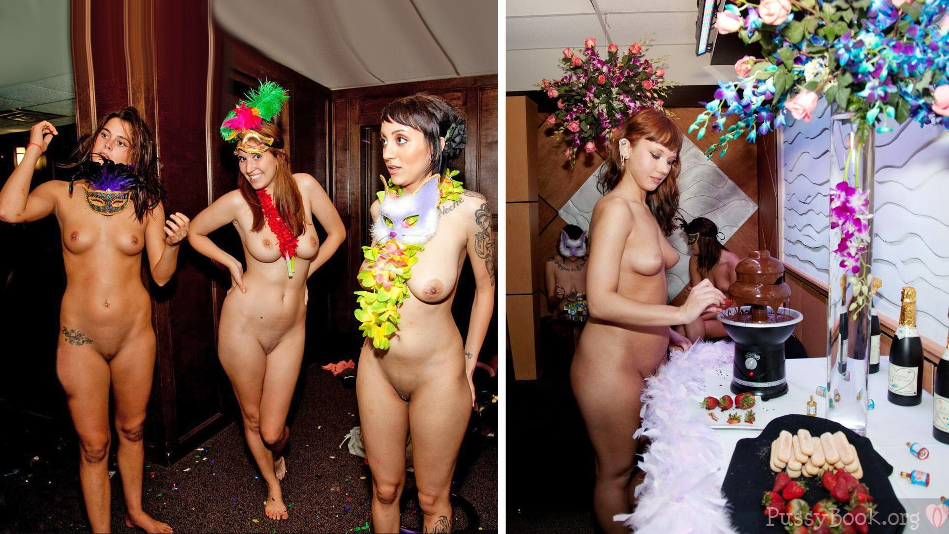 Naked new year eve party pictures — photo 2