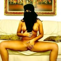 Hijabi Muslim Naked Girl