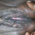 Monster Vagina Black Lips Up-Close