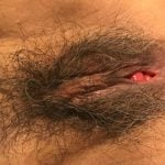 Old Vagina with Natural Long Pubes Gallery