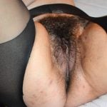 Hairy Mature Mexican Cunt
