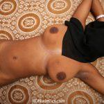 Nude Somalian Girl