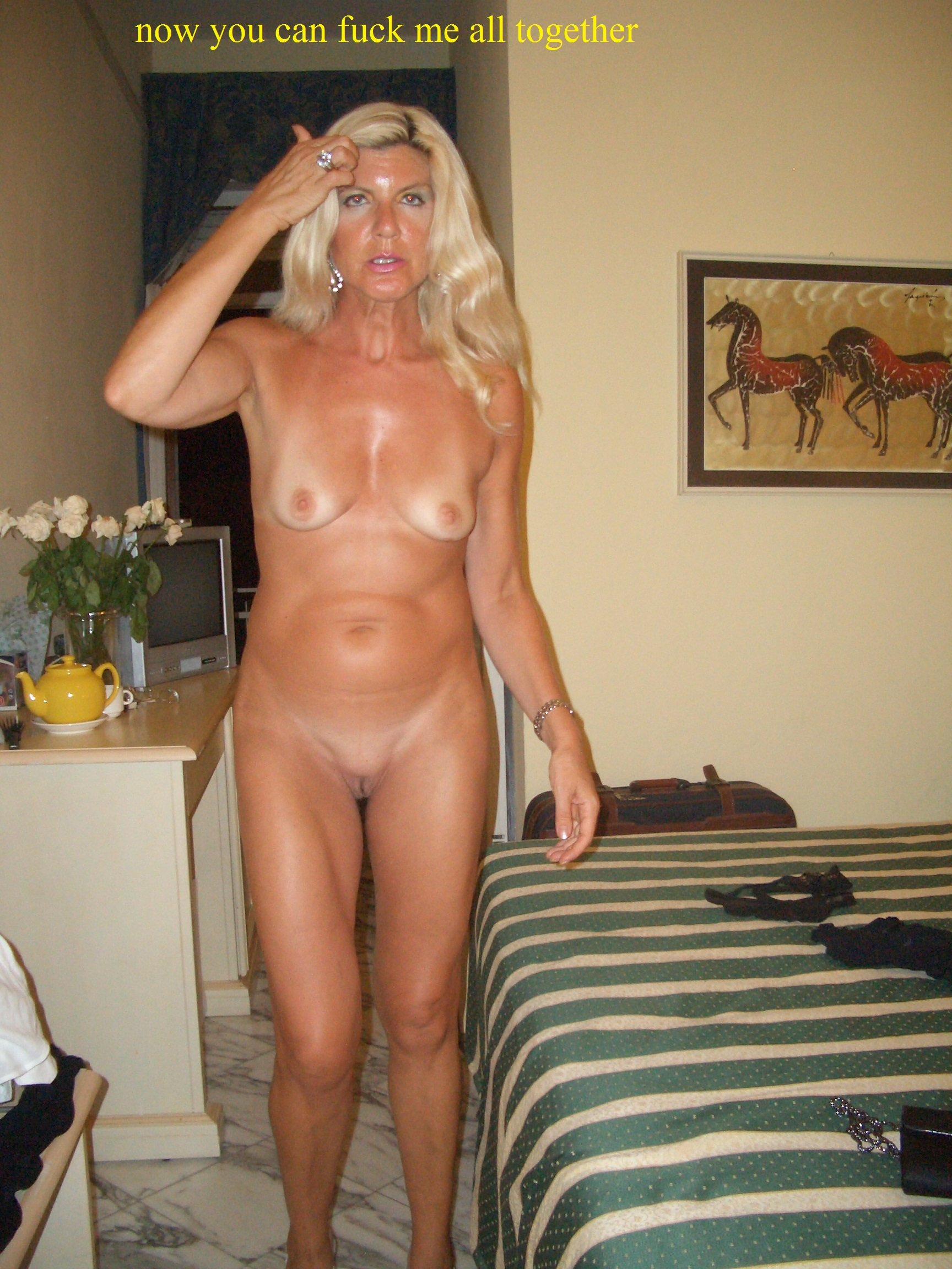 Mature strippers