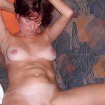 Naked Beautiful 50 y. old German Wife