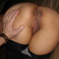 Huge South American Woman Ass Crack
