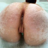 Large Big Round Foamy Booty