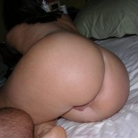 Large Fatty Woman Bottom