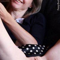 Mature Mother Exposing her Kick-Ass Shaved Vagina