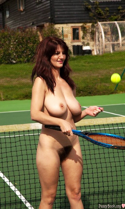 Nude tennis girls big boobs