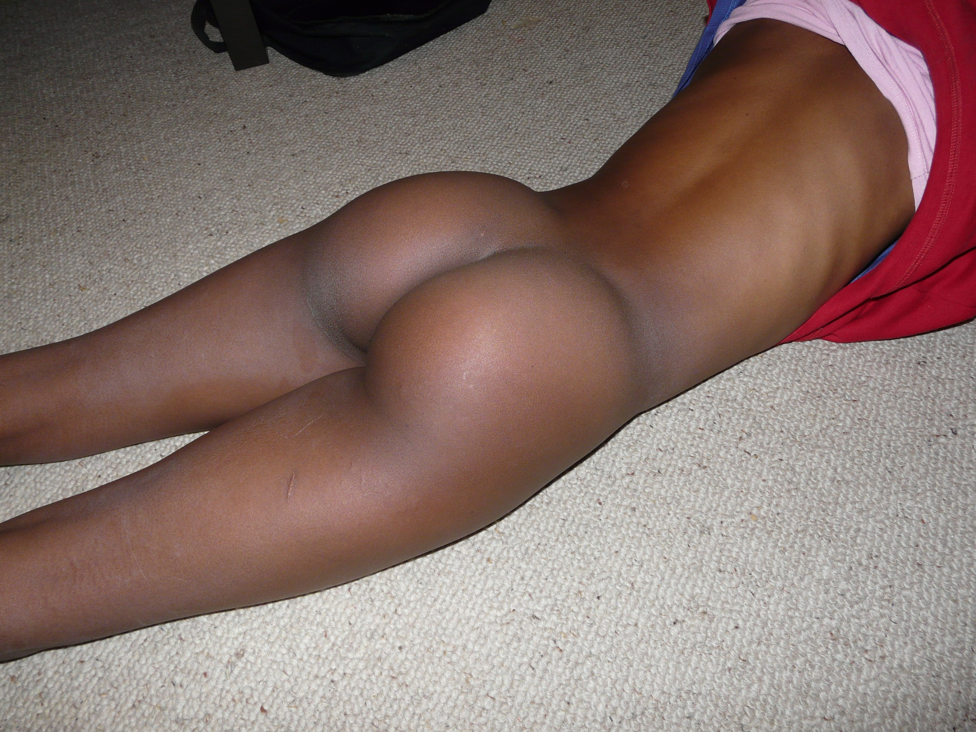 African best black hot booty naked sense