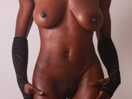 african-nude-female