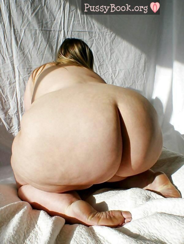 bbw nude big butt