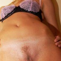 blonde-chick-exposing-landing-strip-vulva
