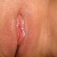 close-up-shaved-shiny-vulva-labia