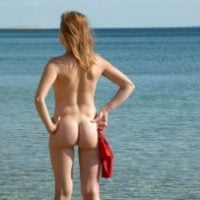 contemplating-nudist-bare-nice-lil-bum