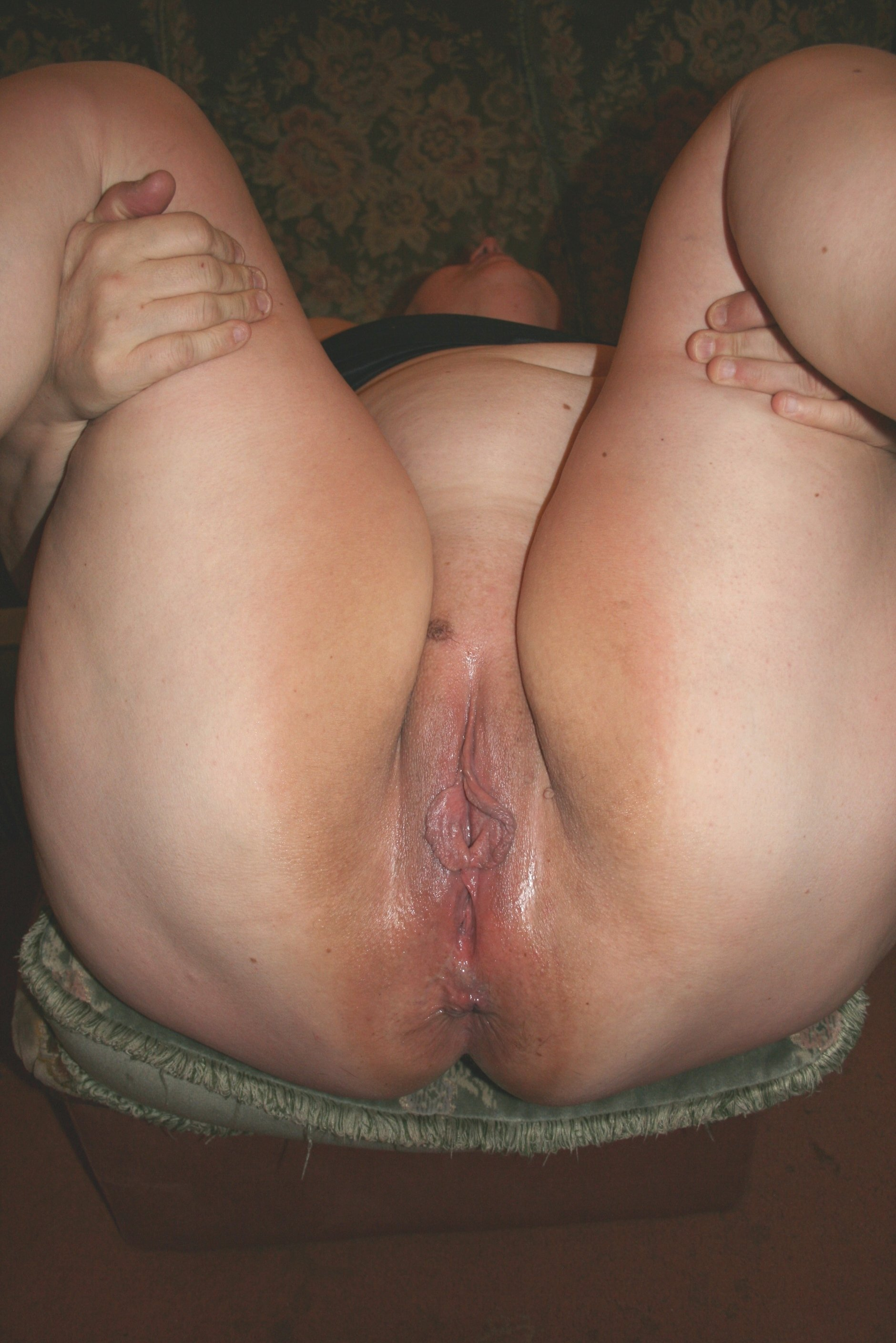 Milf bbw with a hungry wet pussy