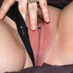 Flashing Matured Eager Pussy