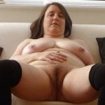 Hairy exposed british wife nude