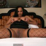 Hot Naked Black Lady
