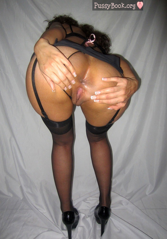 Milf in thigh highs