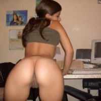 latina-undressing-bends-over-bare-booty
