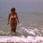 Laura mature nudist