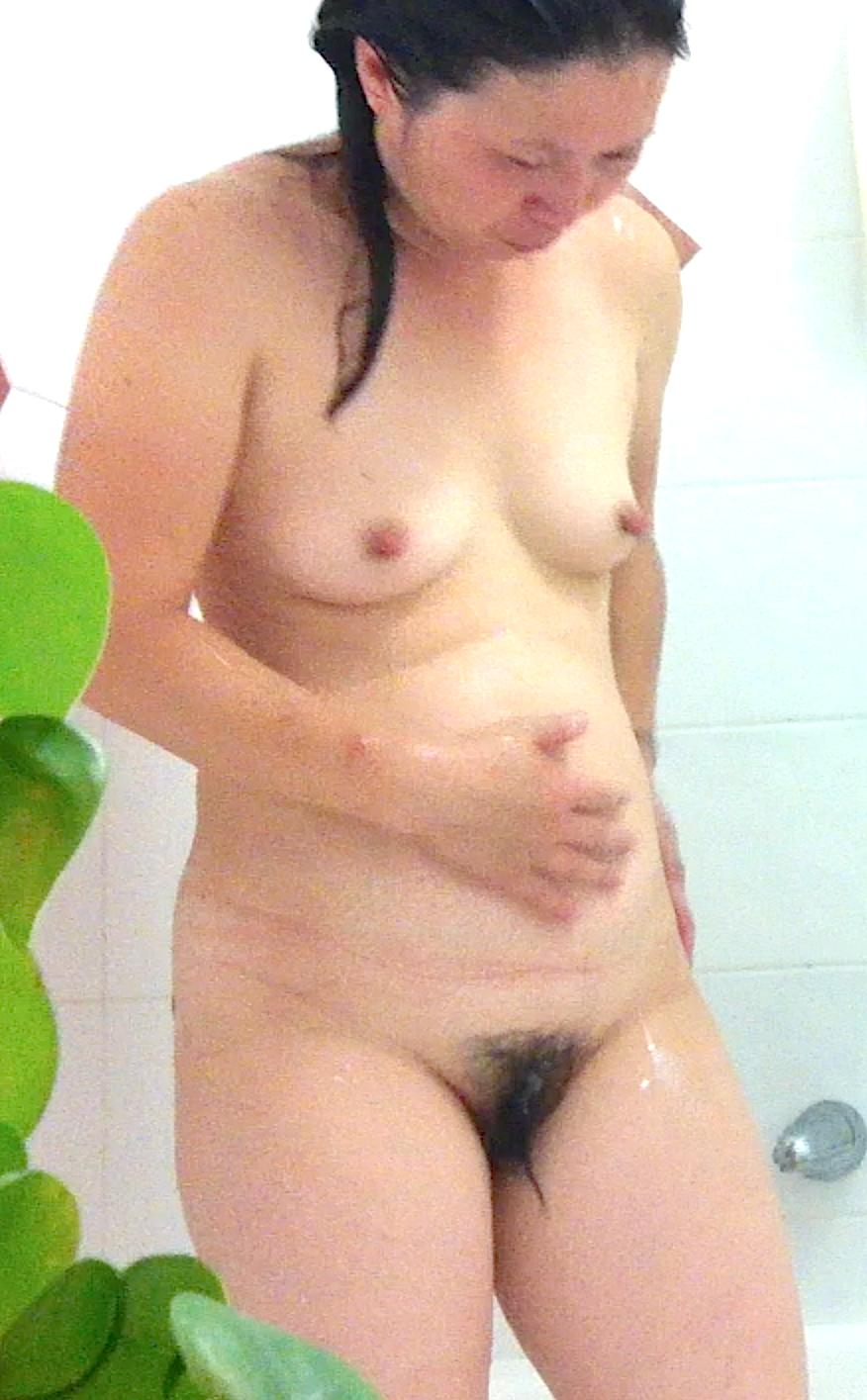 Mature Hairy Japanese Bush Nude Girls Pictures-7419