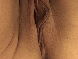 my-large-labia-well-shaved-exposed