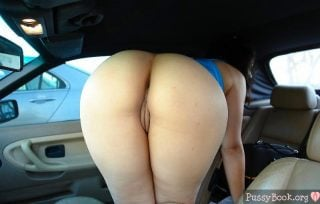 naked-woman-booty-in-luxury-car