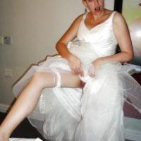 naughty-bride-flashing-pussy