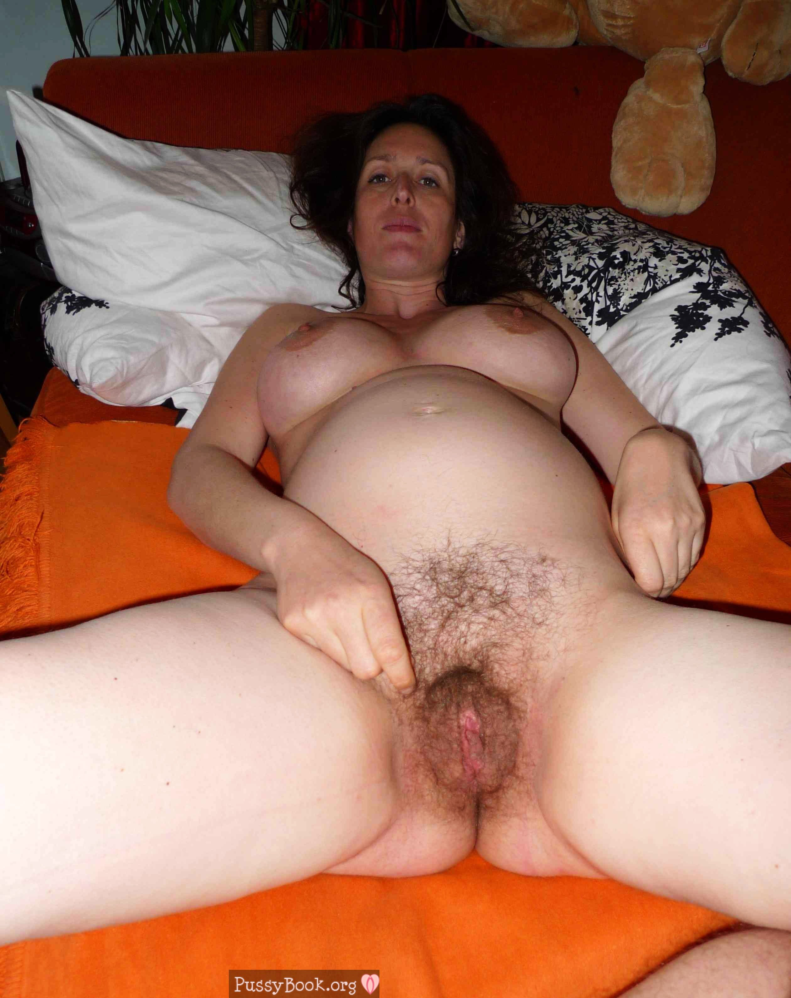 Pregnant hairy women naked topic