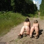 Nude Country Girls Asses and Pussies