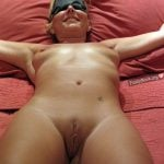 Nude Italian Woman Body Smiling Pussy