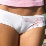 Panties Cameltoe Big