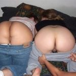 Pants Down Girl Asses Control